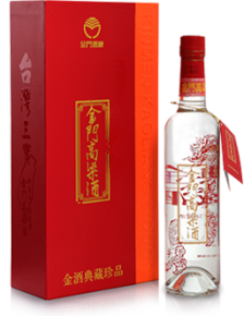 KIN-MEN-KAO-LIANG-3-YEAR Bottle