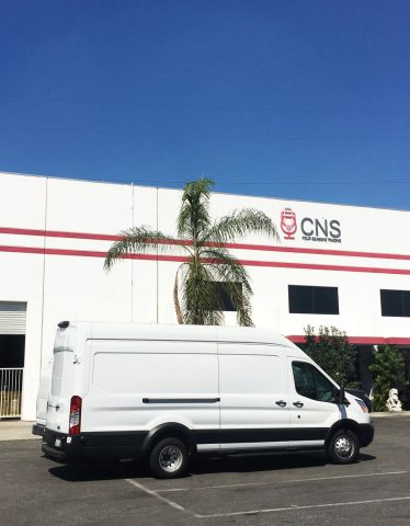 New CNS Headquarters