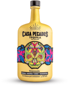 Bottle of Casa Pecados Repasado