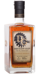 Bottle of Driftless Glen Bourbon